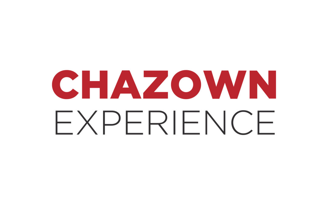 The Chazown Experience