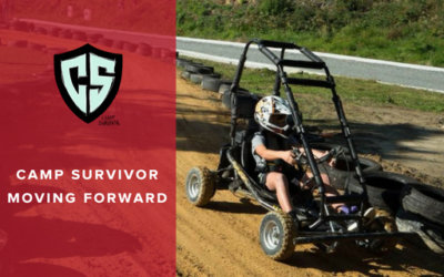 Camp Survivor – Moving Forward