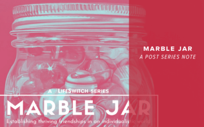 A follow up blog from Marble Jar